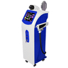 E-light IPL laser SHR RF nd yag laser tattoo removal multifunction machine